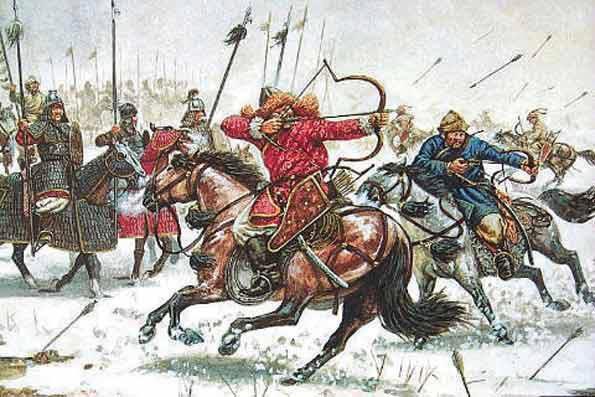 Bordo Bereliler – Kartal Savaşçıları
